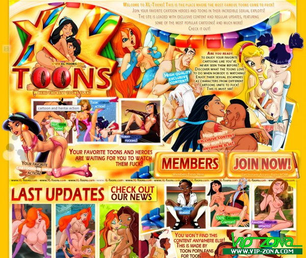 XL-Toons.com Full SiteRip