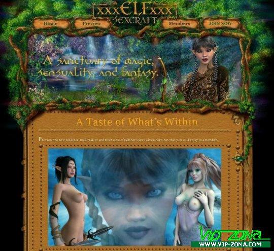 XXXelfXXX.com Full SiteRip