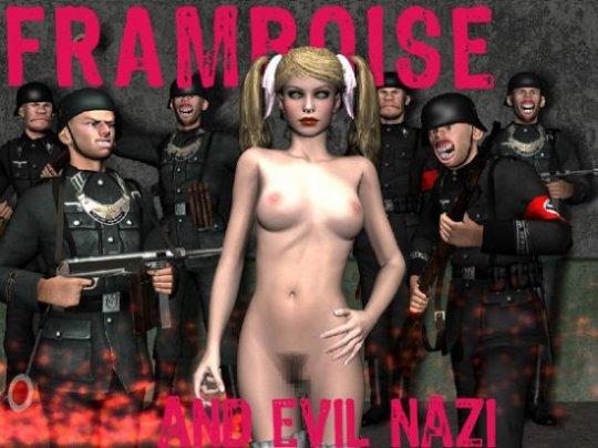 [Sex Game]Framboise and Evil Nazi (Uncensured English Version)