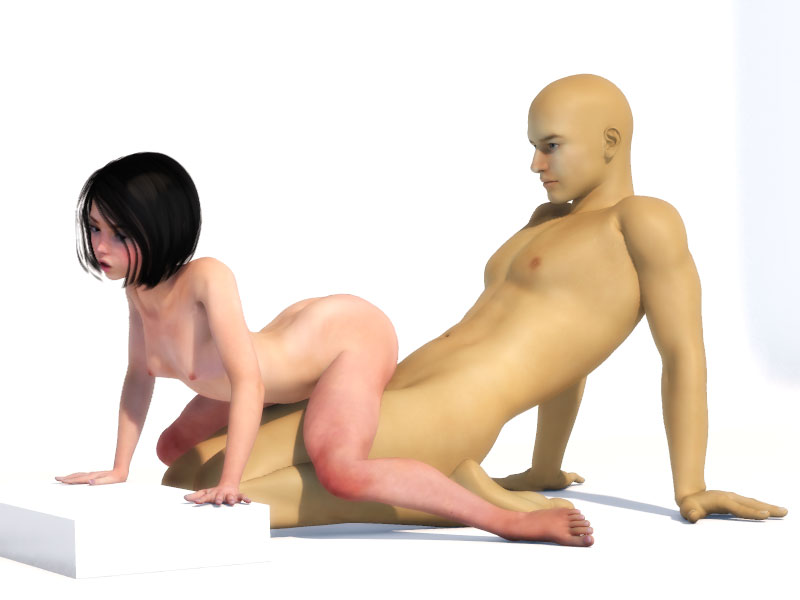 nude women rubbing against other nude women