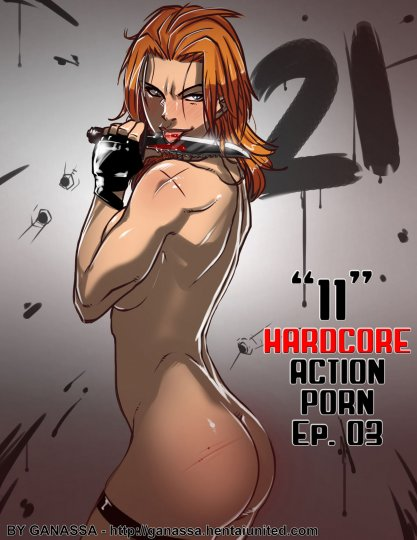 11 Hardcore Action Porn Chapter 1-4
