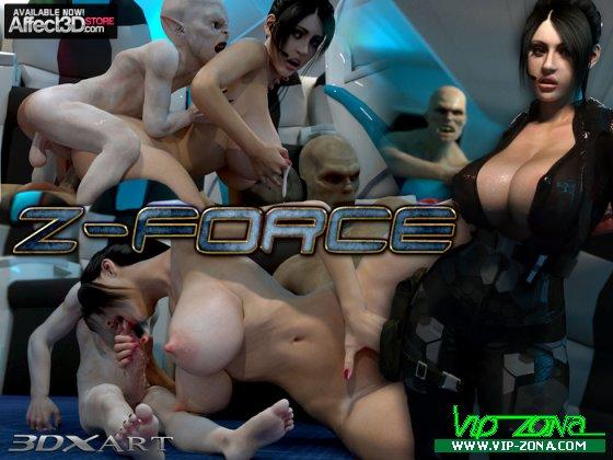 Z-Force [3DXArt]