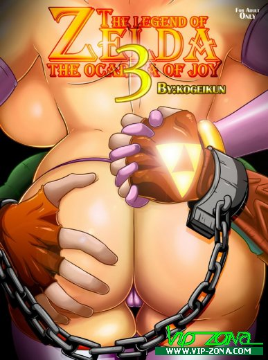 The Legend of Zelda - The Ocarina of Joy 03