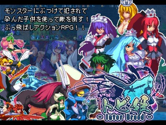 [Hentai RPG]Flying Princess -Inter Breed -