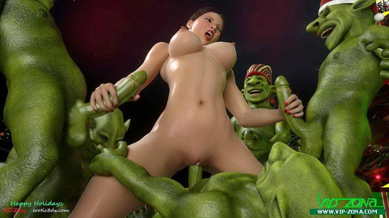 Порно комикс 3 д фото