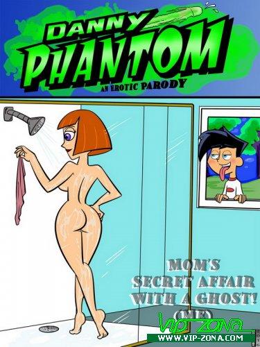 Everfire - Danny Phantom Comic