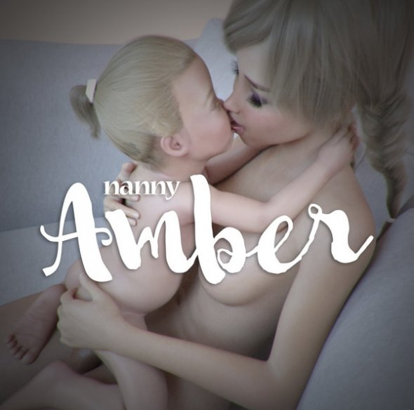 [Starkers] Nanny Amber