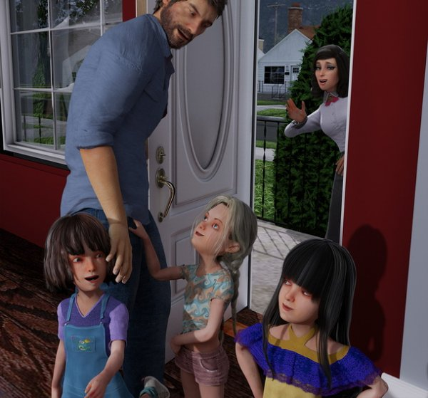 [Master of Cunny] Joel the babysitter