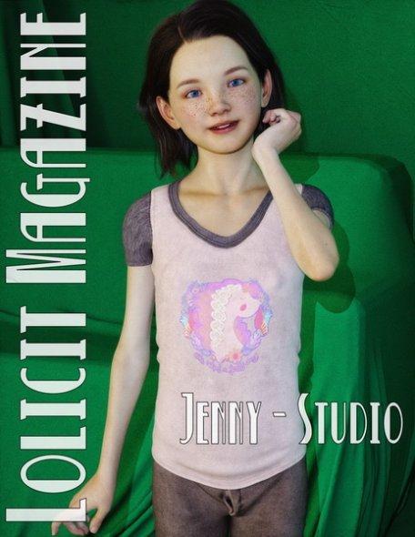 [Twitchster] Jenny Studio