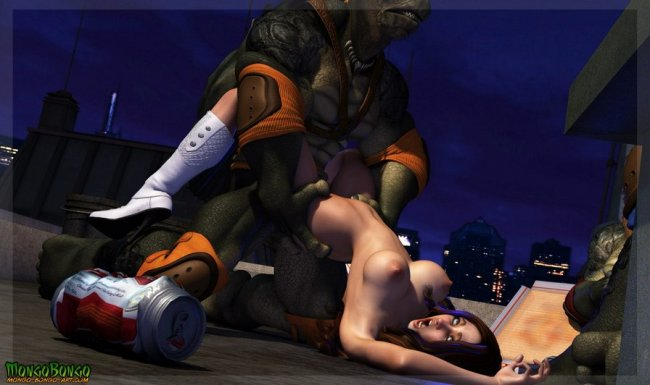 [Mongo Bongo] Teenage Mutant Ninja Turtles